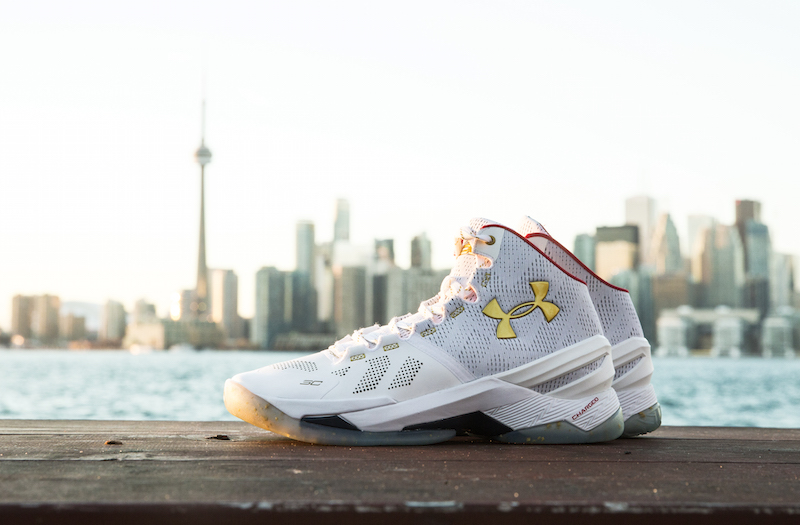 The Under Armour Curry Two All-Star is