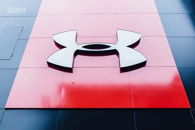 under armour store taipei 1 - Under Armour Opens Flagship Store In Taipei - WearTesters