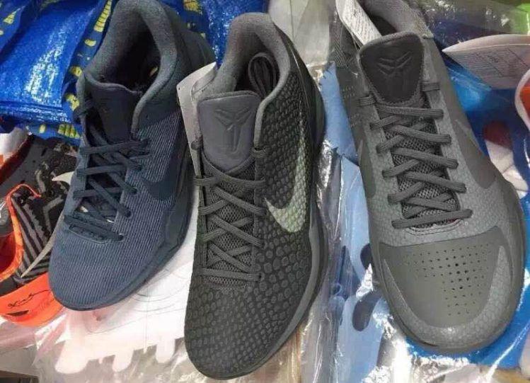 First Look at the Nike Zoom Kobe FTB