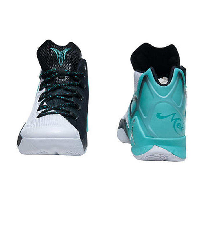 more photos 8f91a 29c95 air jordan melo m12 x men´s nike basketball shoes gery green 829219106  a  fresh new colorways of the jordan melo m12 is available now 2