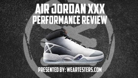 Air Jordan XXX (30) Performance Review | Zak Kerr