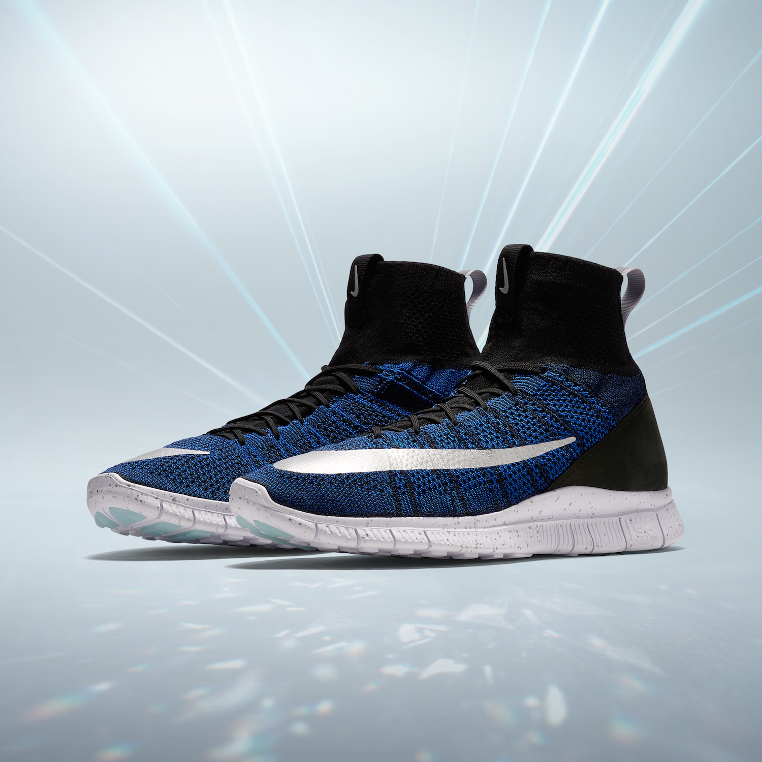 the cr7 nike free mercurial superfly is for the streets. Black Bedroom Furniture Sets. Home Design Ideas