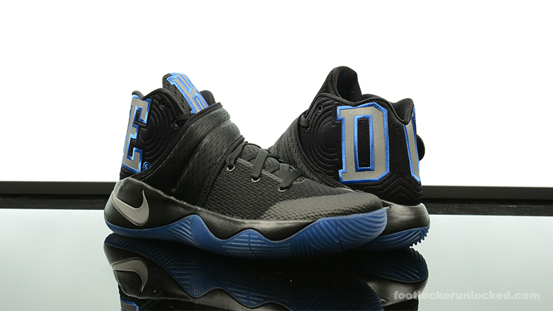 quality design f6c1a d2b8f The Nike Kyrie 2 in this Duke Colorway is Available Now ...