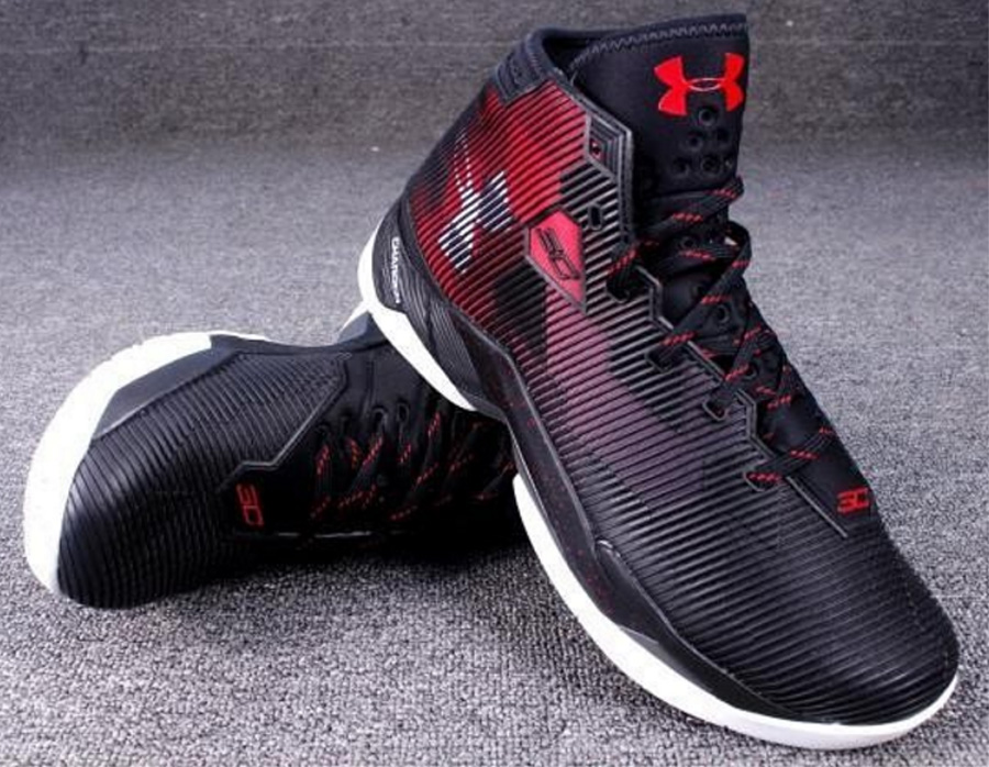 NBA Preseason Begins: Here's Stephen Curry's Under Armour Shoe