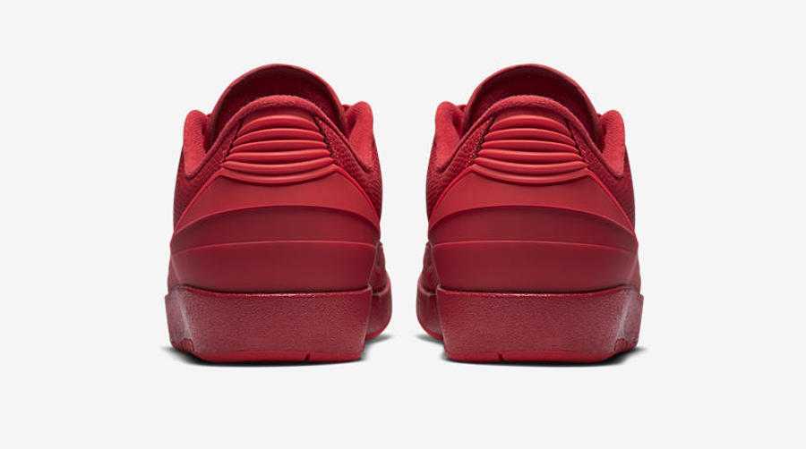 pretty nice 9df22 08054 Get an Official Look at the Air Jordan 2 Retro Low 'Gym Red ...
