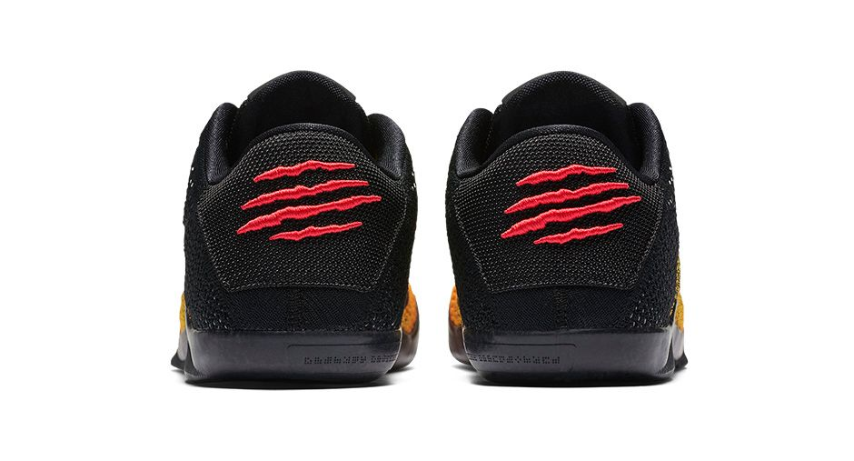 purchase cheap e7a93 f6197 Get an Official Look at the Nike Kobe 11 'Warrior Spirit ...