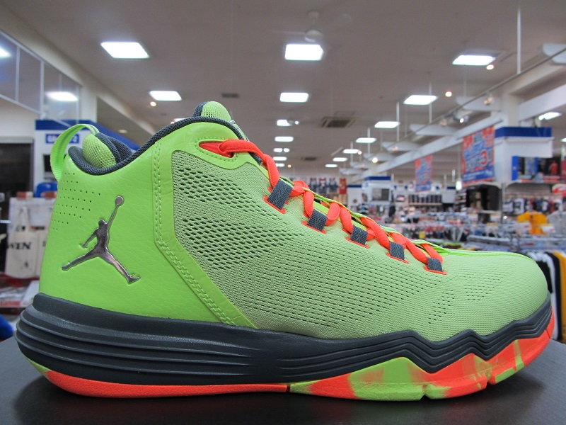2ecbc134483eba IX AE GHOST GREEN Meet the Jordan CP3.IX AE Nike ...