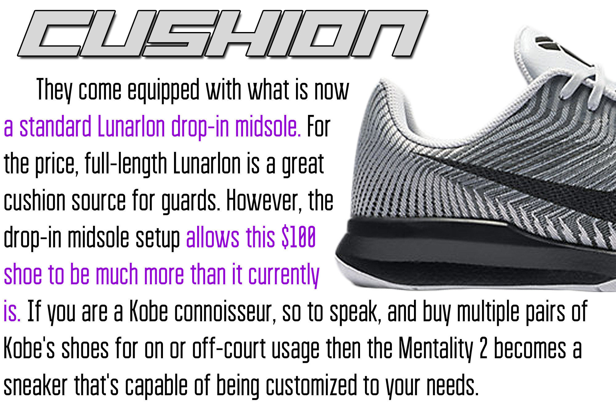 newest caf6a 768a4 ... kobe mentality 2 traction mentality 2 cushion 1 ...