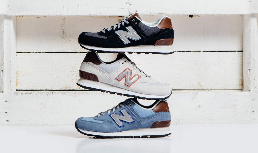 574 new balance premium cruisin