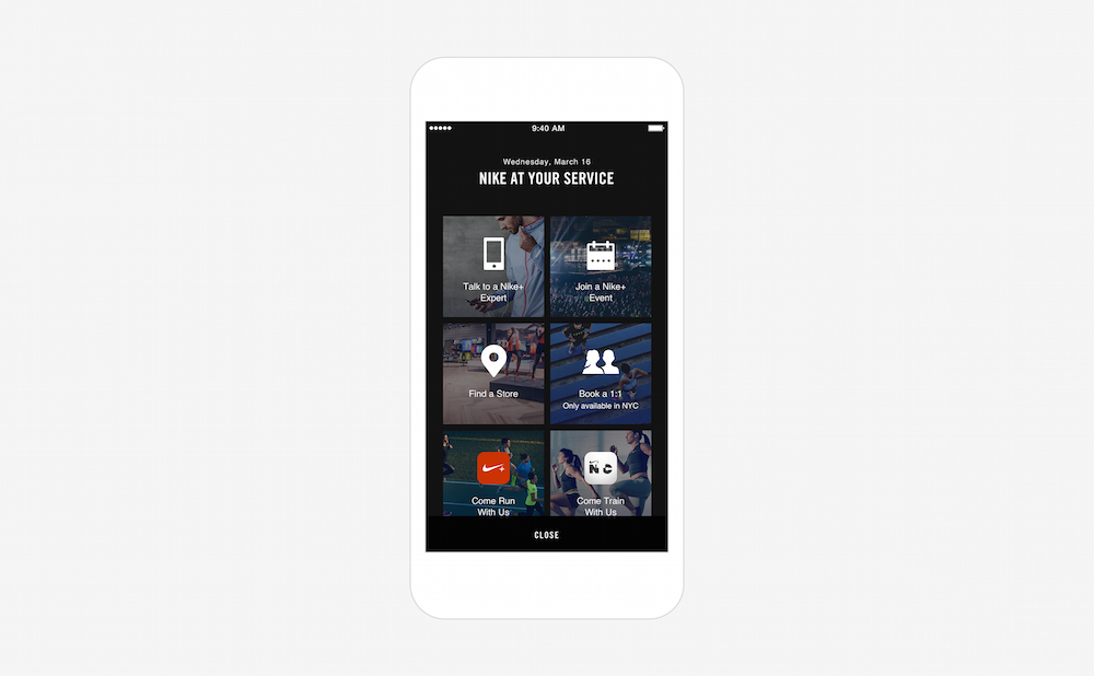 Nike+ App 4