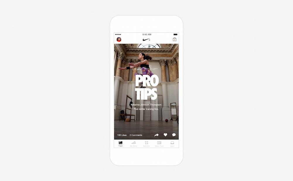Nike+ App 8