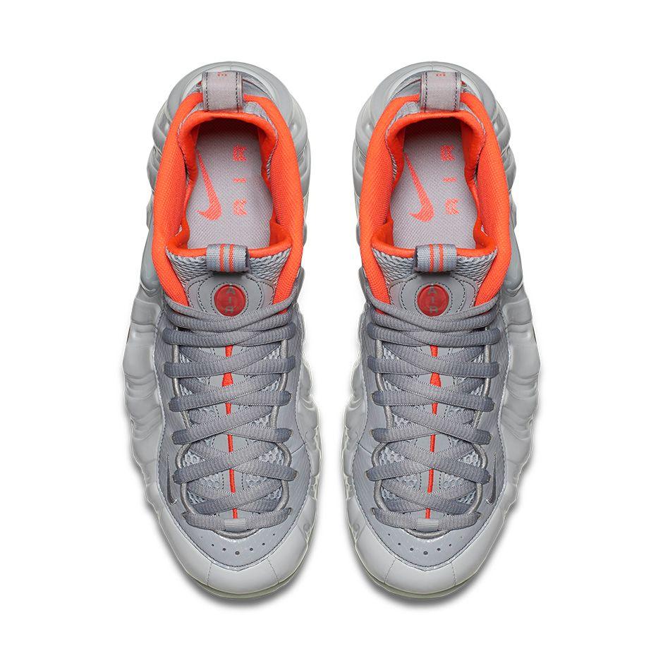 9d416fd7d0a Nike Foamposite Pro Pure Platinum Yeezy Nike Foamposite Pro Pure Platinum Yeezy  top view .