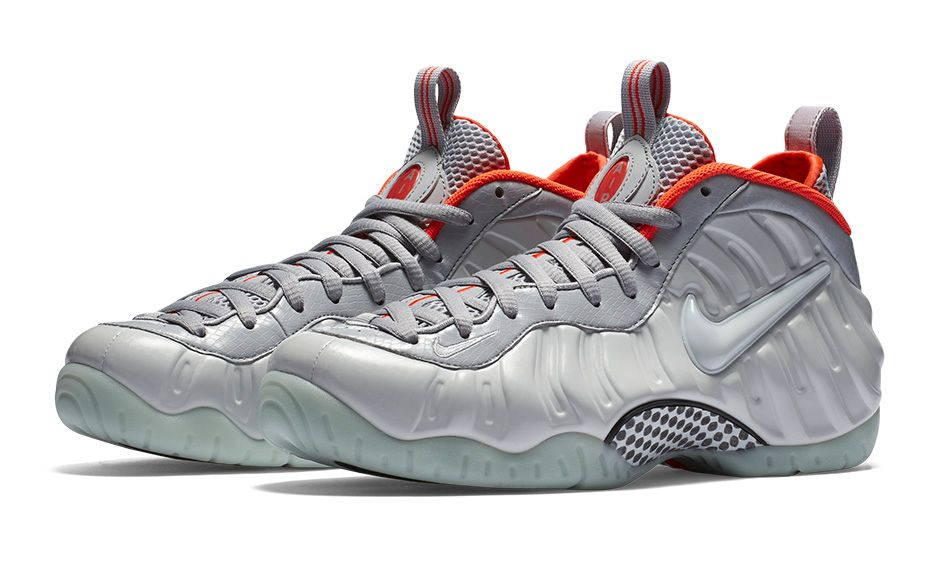 Nike Foamposite Pro Pure Platinum Yeezy ...