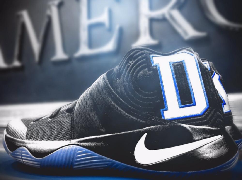 Nike Kyrie 2 Duke Gets A Release Date Weartesters