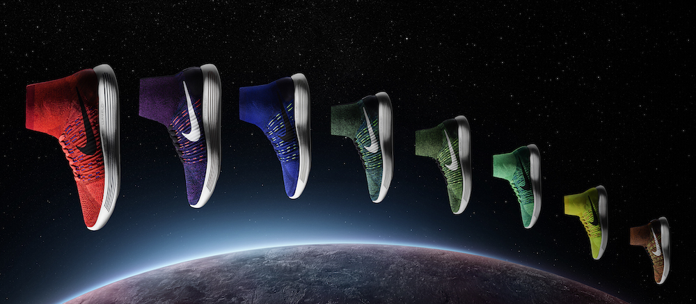 NIKEiD LunarEpic Flyknit | Sole Collector
