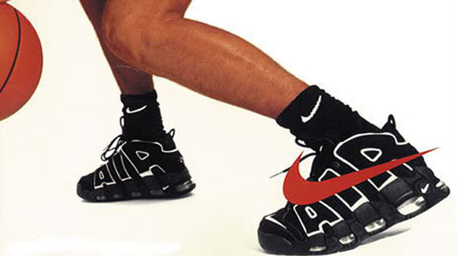 The Nike Air More Uptempo Retro Set for A Wider Release