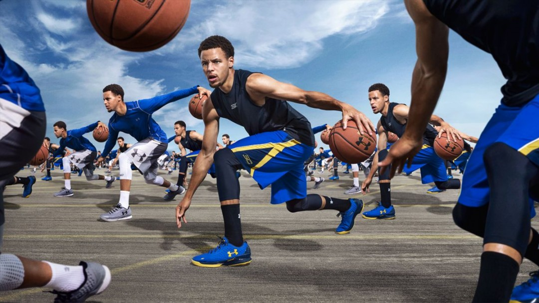 The Real Reason why Stephen Curry Signed with Under Armour