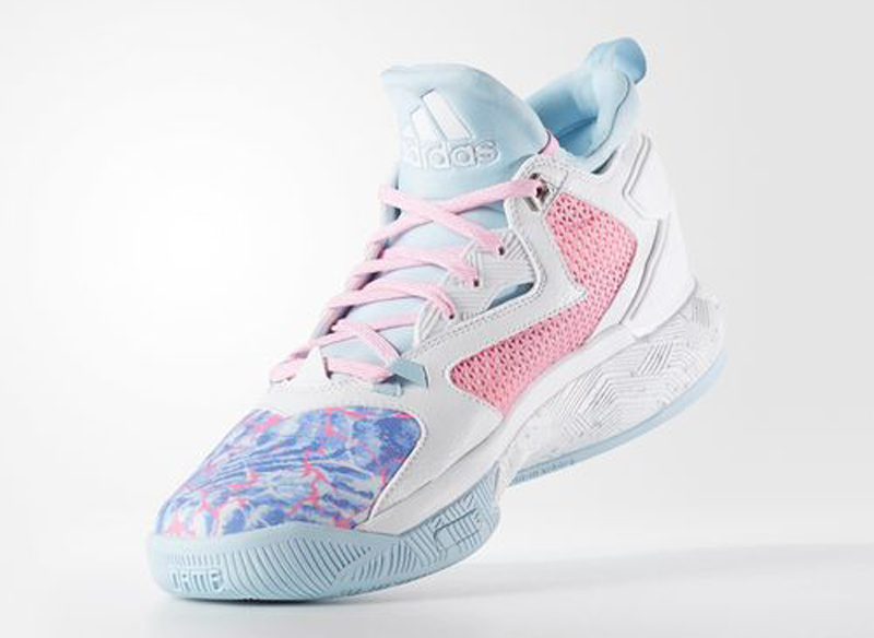 new product 86d2d 034b5 ... purchase the adidas d lillard 2 easter is available 51165 c163c