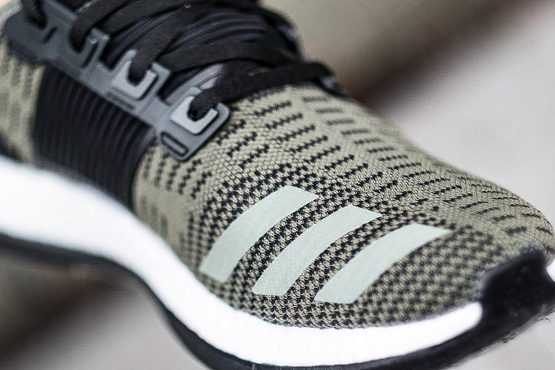 The Adidas Pureboost Zg Prime Arrives In Olive Weartesters