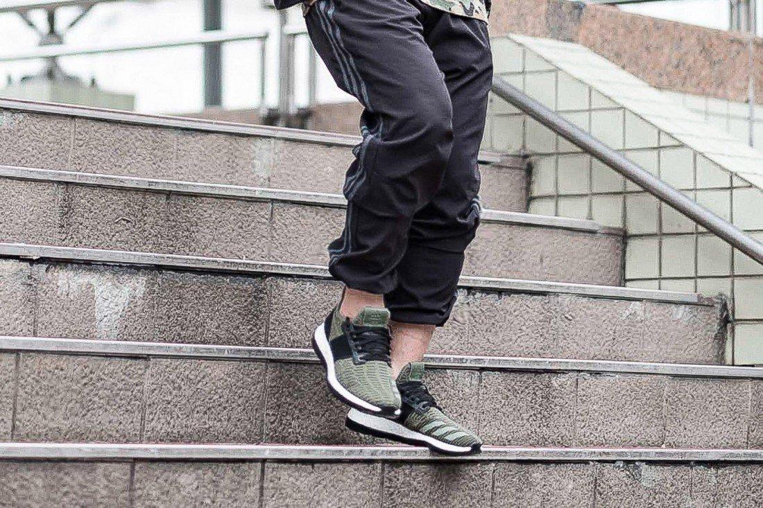 Adidas Ren Boost Zg Prime Oliven m2N50jS