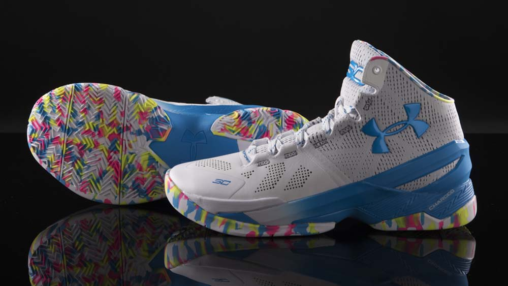Stephen Curry Birthday Cake Shoes