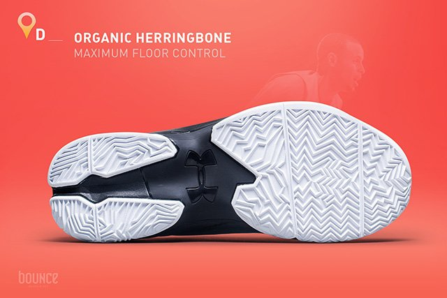 Under-Armour-Curry-Two-Low-HOOK traction bottoms herringbone