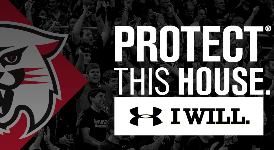 Under Armour and Davidson