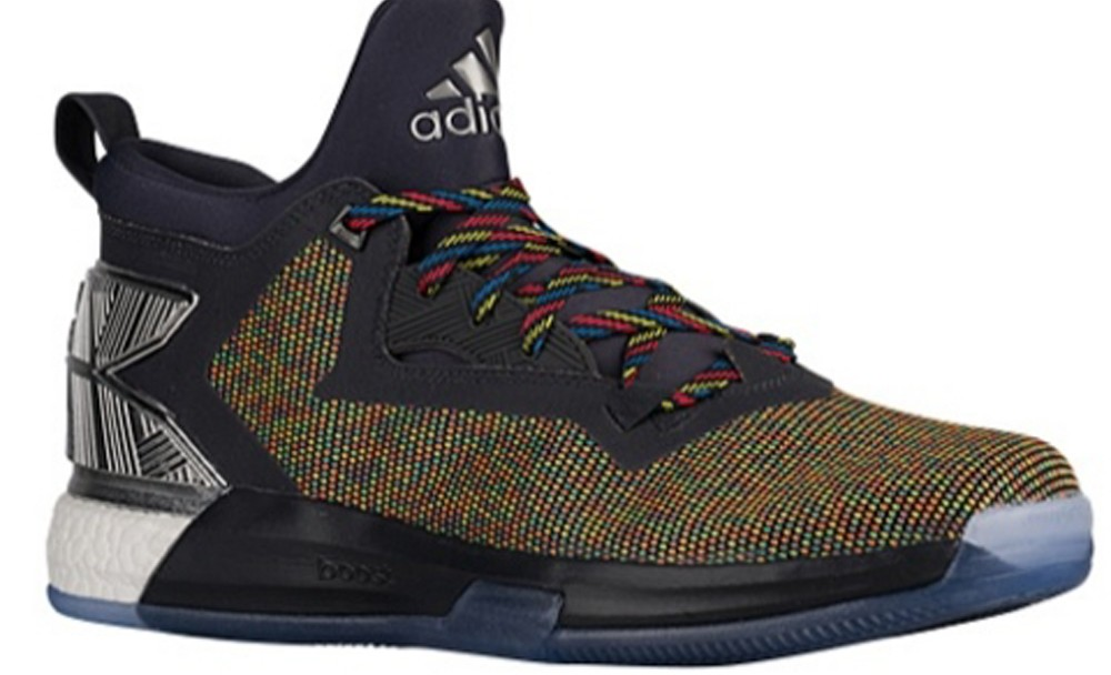 adidas D Lillard 2 Gets Multicolored for March Madness 1
