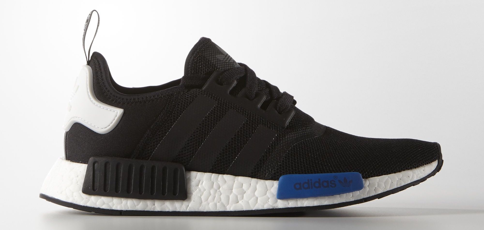 5c28e143b27b0 Adidas Nmd R1 Black Blue Red kenmore-cleaning.co.uk