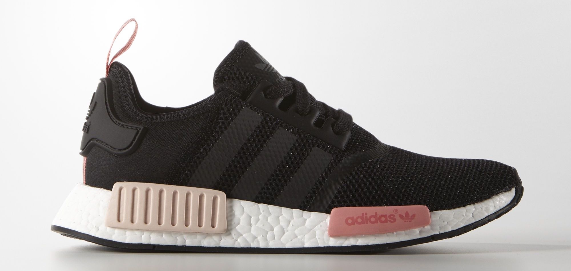 Adidas Nmd White And Pink