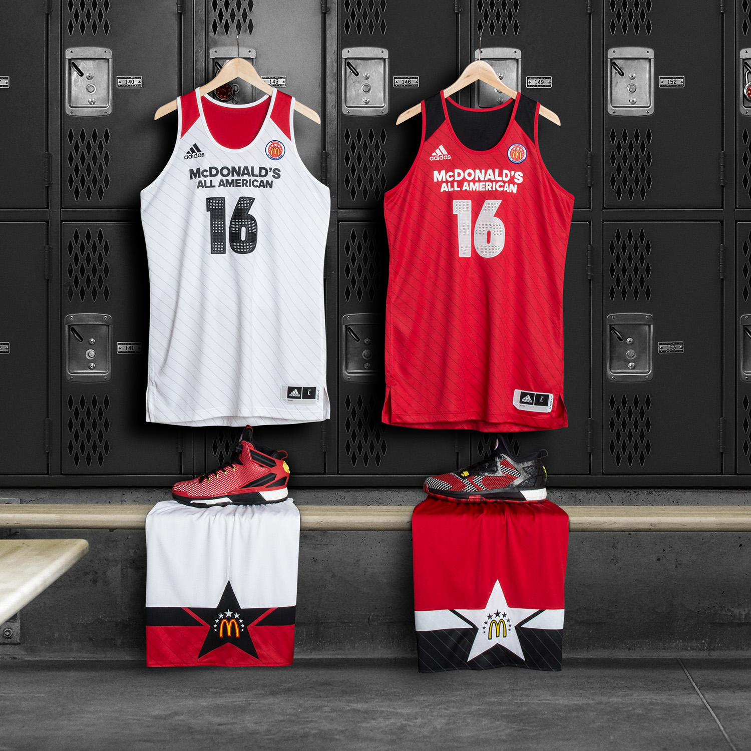 Mcdonald S All American Jersey 2016 Online Shopping For Women Men Kids Fashion Lifestyle Free Delivery Returns