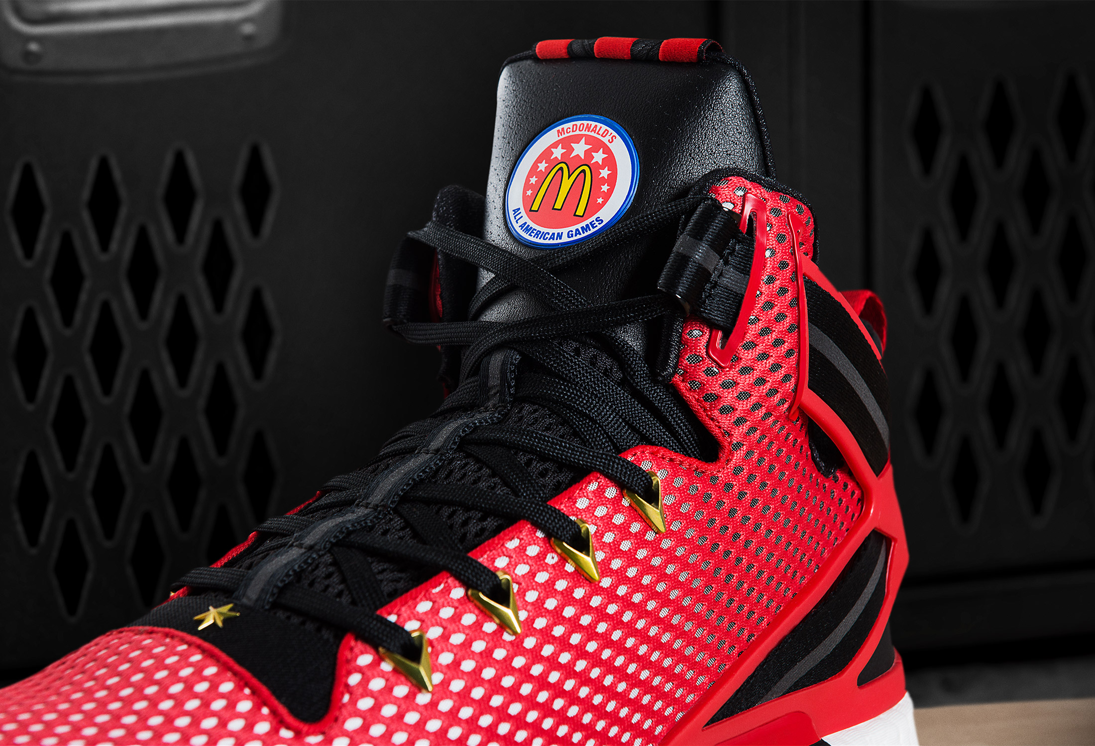 sports shoes a0415 6da8e ... adidas Unveils Uniform Collection for 2016 McDonald¹s All American  Games-4 ... adidas McDonalds All American D Rose 5 Boost ...