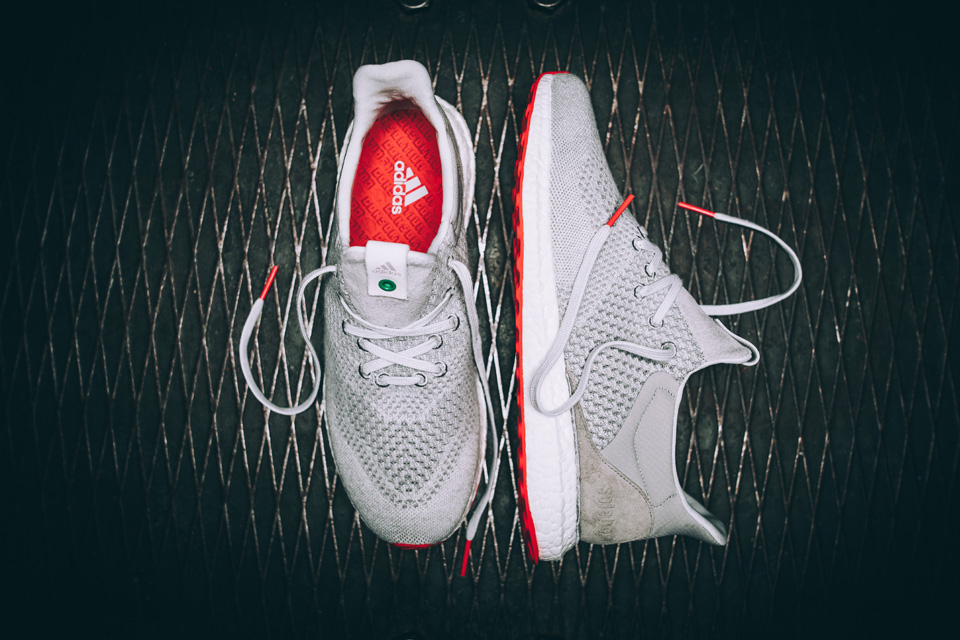 solebox x adidas Consortium Ultra Boost Uncaged Set to