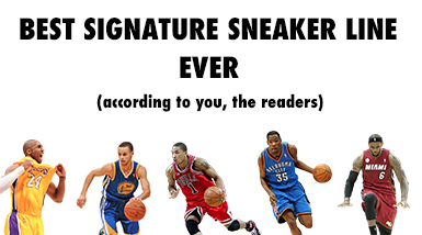 The Top 10 Signature Athletes with the