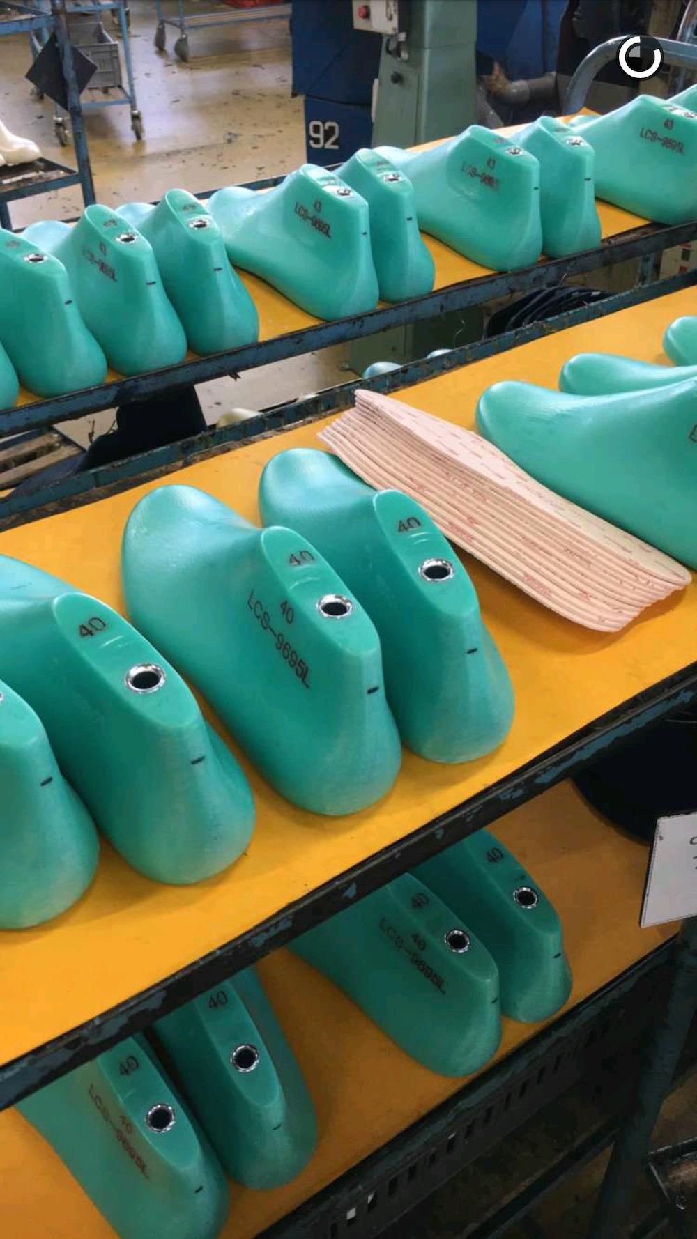le coq sportif manufacturing 23