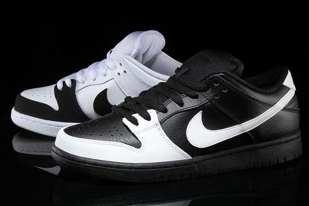 Opposites Interlock on the Nike Dunk Low SB 'Yin & Yang ...