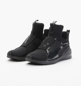 Puma fierce core black