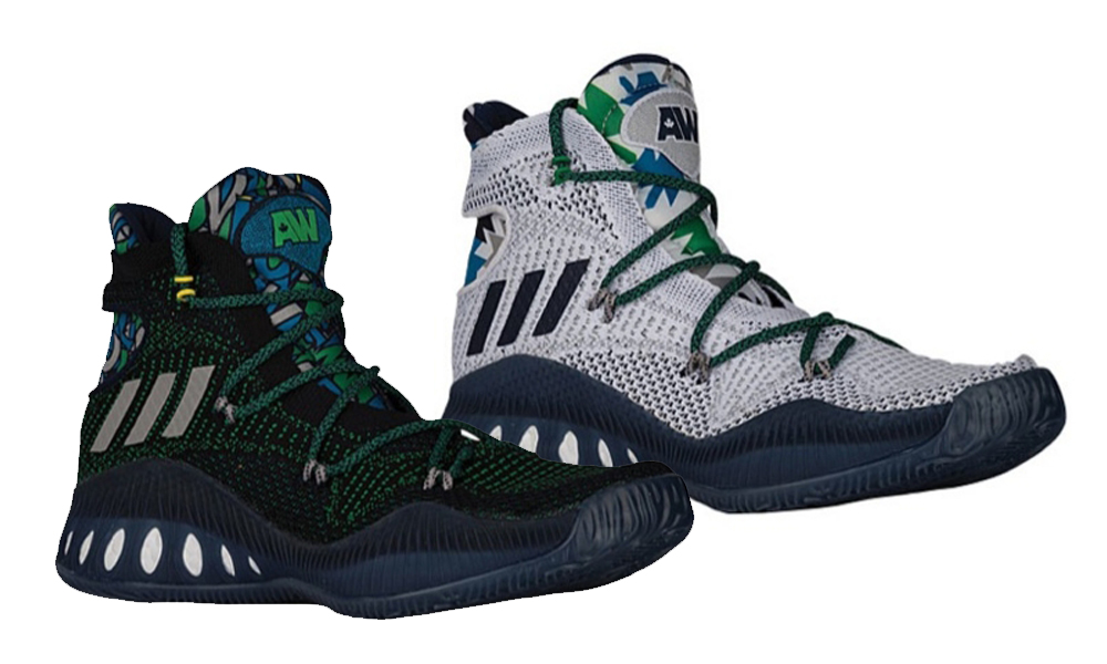 Andrew Wiggins Will Wear These adidas Crazy Explosive PE's ...