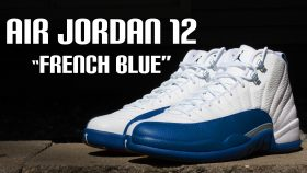 "Air Jordan 12 Retro ""French Blue"" – Detailed and On Foot Review"