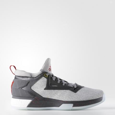 An Official Look at the adidas D Lillard 2.0 in Medium Grey 1