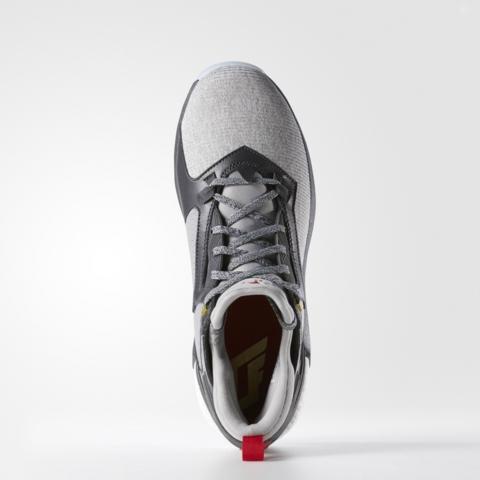 An Official Look at the adidas D Lillard 2.0 in Medium Grey 4