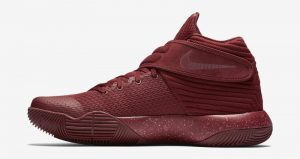 The Nike Kyrie 2 'Red Velvet' is Available Now