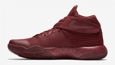 Check Out the Nike Kyrie 2 in 'Red Velvet'-6