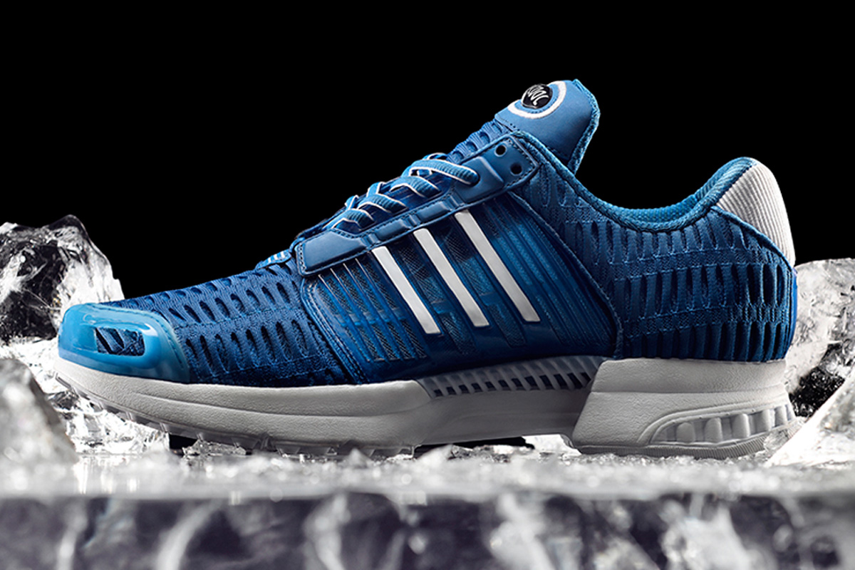 sale retailer e8ec3 893dc Check Out the adidas Originals Climacool 1 in 'Icy Blue ...