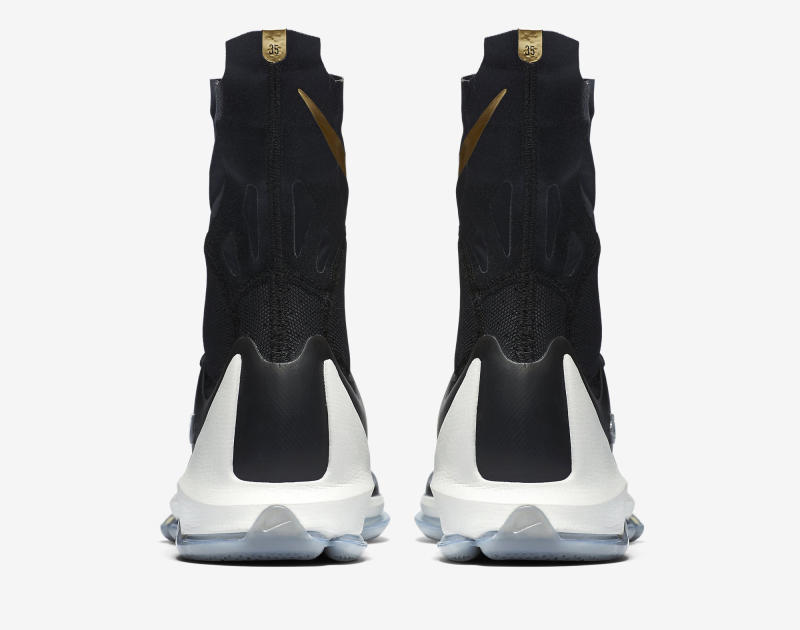 ... Here's an Official Look at the Nike KD 8 Elite in Black & Gold-1 ...