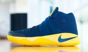 Kyrie Irving Dropped 31 in This Nike Kyrie 2 PE