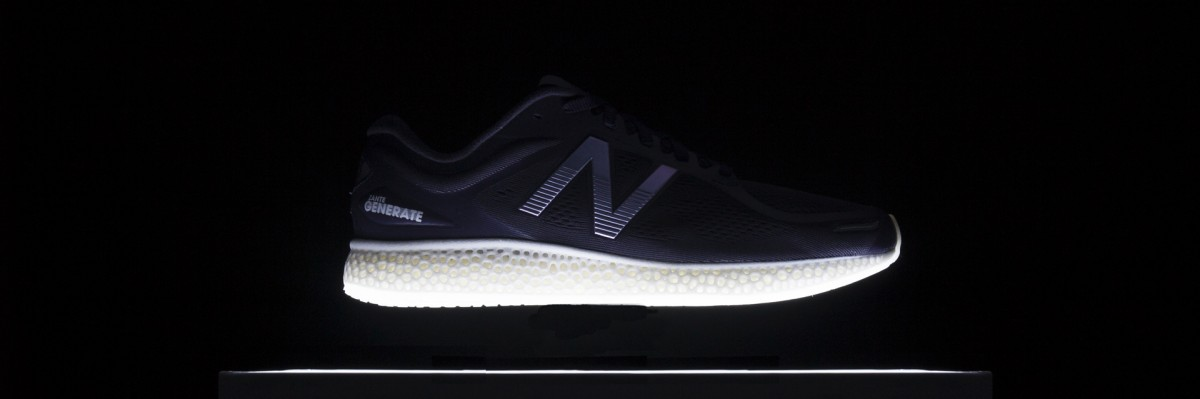 bf425271 New Balance Zante Generate is World's First 3D Printed Midsole for ...