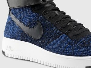 A New Nike Air Force 1 Ultra Flyknit Has Dropped in Deep Royal Blue