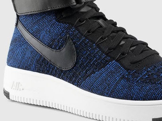 Nike Air Force 1 Ultra Flyknit Deep Royal Blue  copy