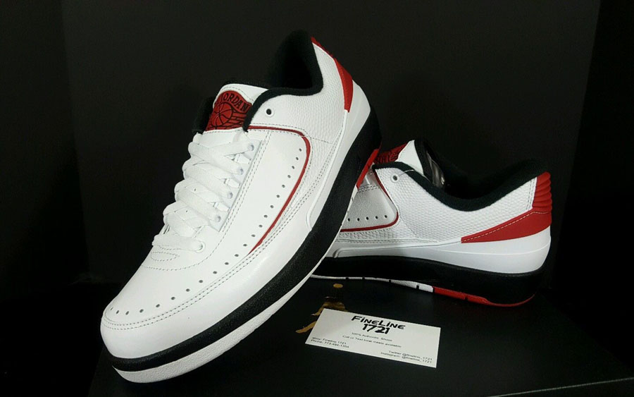 wholesale dealer fea4f b280d The Air Jordan 2 Low Has Been Remastered - WearTesters